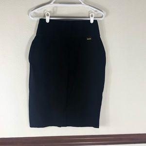Calvin Klein pencil power stretch skirt size S